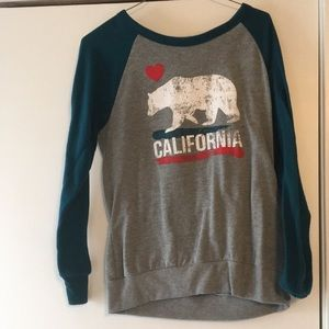California long sleeve, good shape